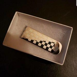 Designer money clip